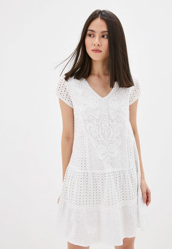 Платье Fresh Cotton Fresh Cotton FR043EWFQFE5 платье fresh cotton fresh cotton fr043eweaur4