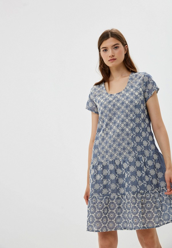 Платье Fresh Cotton Fresh Cotton FR043EWFVPP7