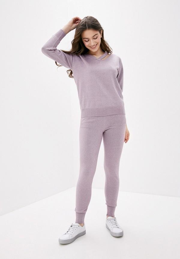 женский костюм fresh cotton, розовый