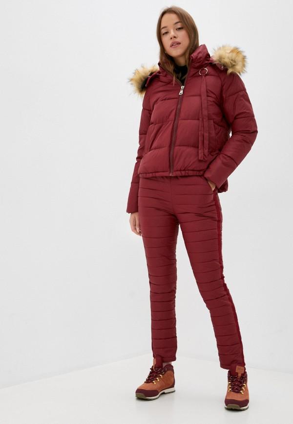 женские комбинезоны и костюмы fresh cotton, красные