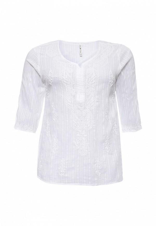 Блуза Fresh Cotton Fresh Cotton FR043EWRMZ40 fresh style back criss cross one piece floral swimwear for women