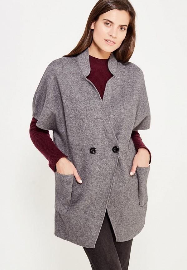 Купить Пальто Fresh Cotton, fr043ewvis47, серый, Осень-зима 2017/2018