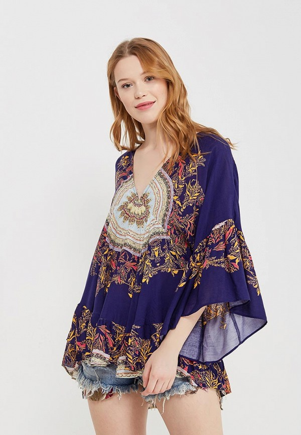 Блуза Free People Free People FR045EWAGSQ5 free shipping 10pcs es71145s