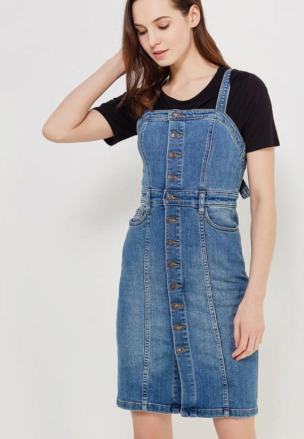 где купить Платье джинсовое Free People Free People FR045EWAGSS5 по лучшей цене