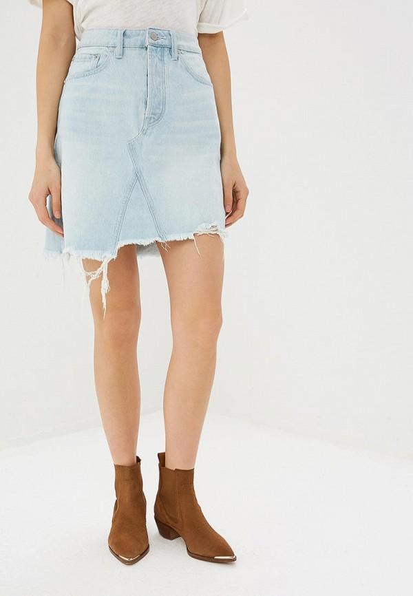 Джинсовые юбки Free People