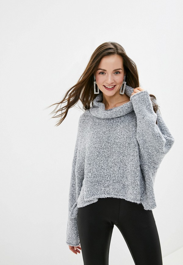 женский свитер free people, белый