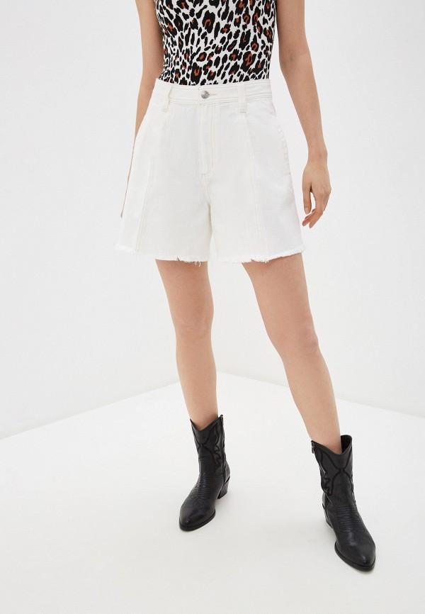 женские повседневные шорты free people, белые