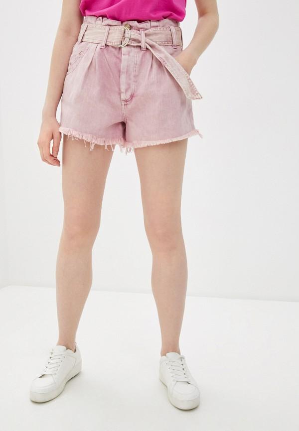 женские джинсовые шорты free people