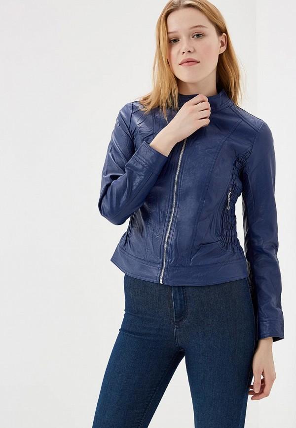 Куртка кожаная Fronthi Fronthi FR050EWAPCS9