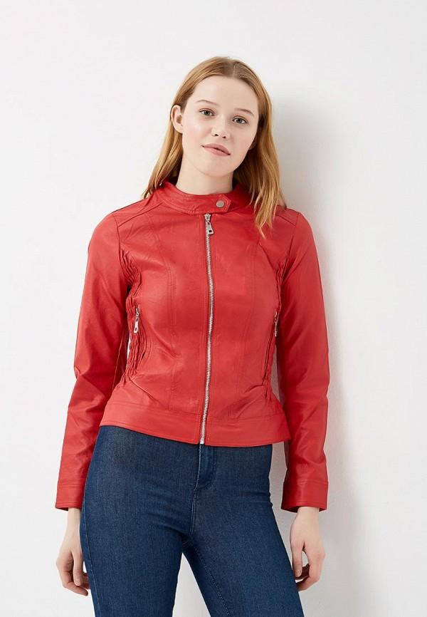 Куртка кожаная Fronthi Fronthi FR050EWAPCT0 кожаная куртка жакет