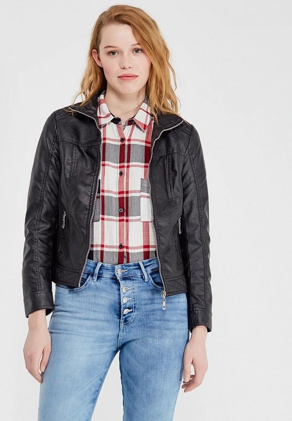 Куртка кожаная Fronthi Fronthi FR050EWAPCT4