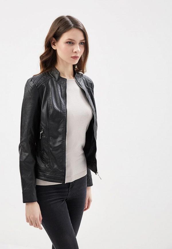 Куртка кожаная Fronthi