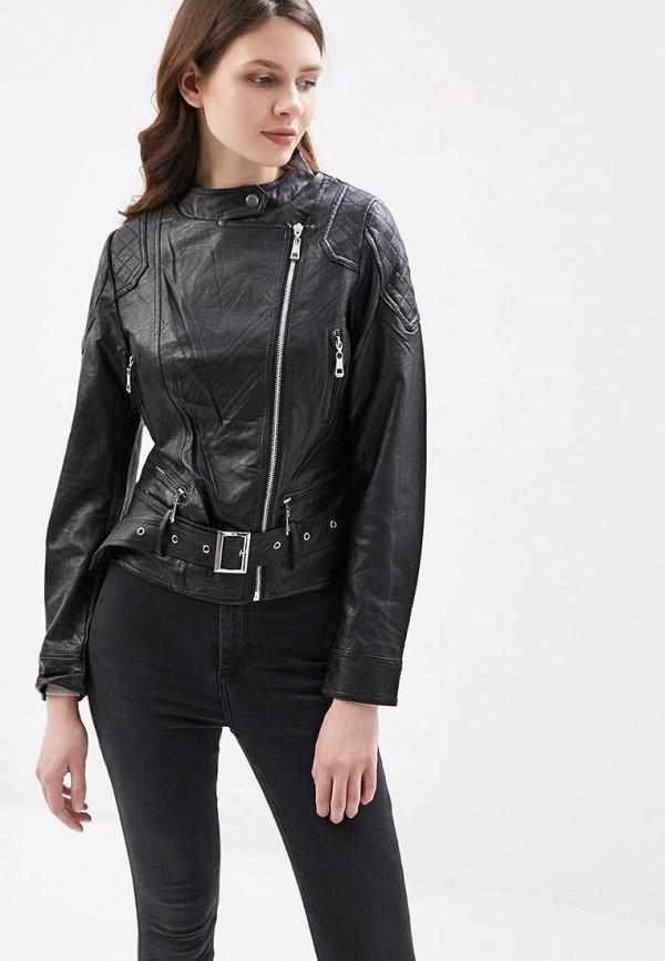 Куртка кожаная Fronthi Fronthi FR050EWAPCU4