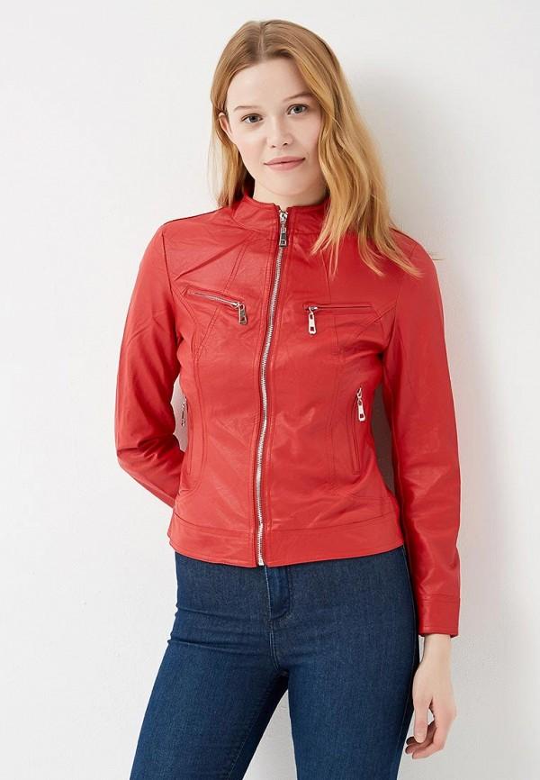 Куртка кожаная Fronthi Fronthi FR050EWAPCV8