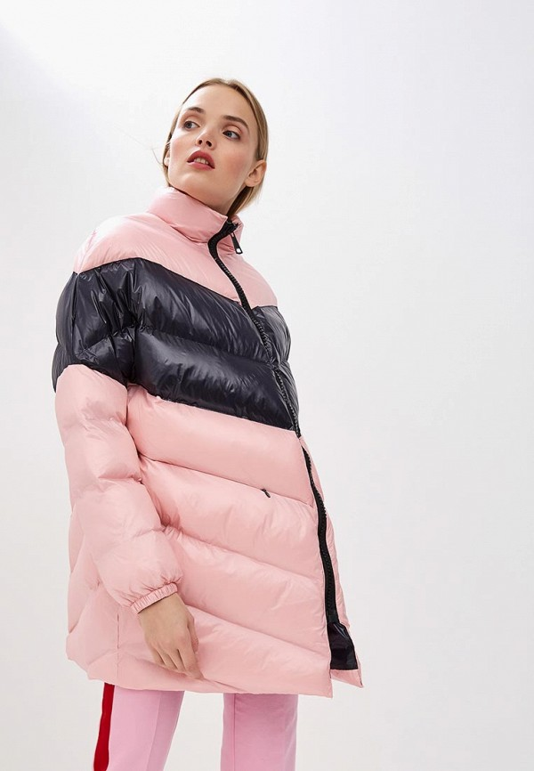 Куртка утепленная Front Street Front Street FR053EWCJAK0 lace up front tribal swimsuit