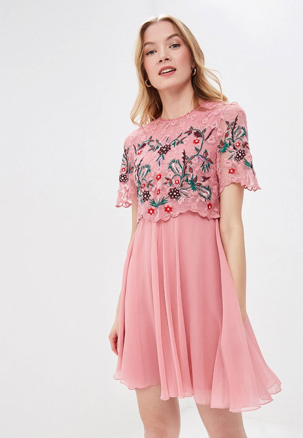 Платье Frock and Frill Frock and Frill FR055EWEZPR4 платье frock and frill frock and frill fr055ewdldt1