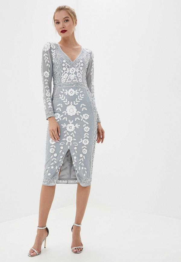 купить Платье Frock and Frill Frock and Frill FR055EWGLPW2 по цене 14390 рублей