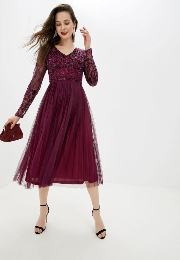 купить Платье Frock and Frill Frock and Frill FR055EWGLPW3 по цене 12320 рублей