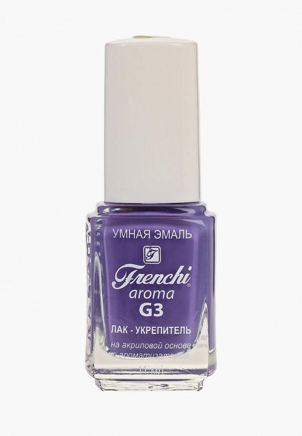 лак для ногтей frenchi, фиолетовый