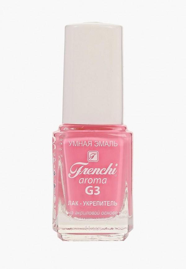 женский лак для ногтей frenchi, розовый