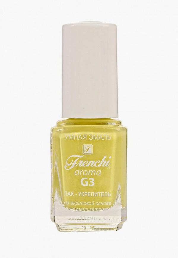 женский лак для ногтей frenchi, желтый