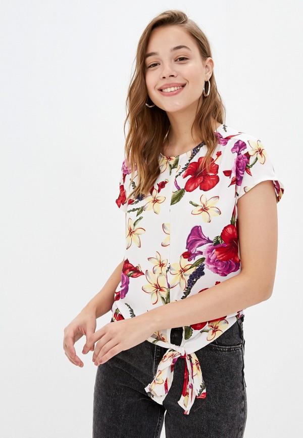 женская блузка fresh made, белая