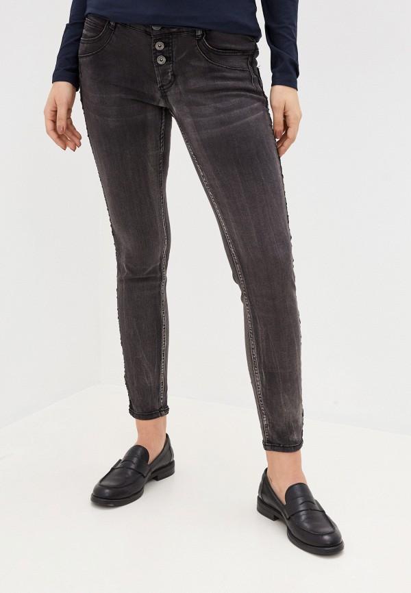 женские джинсы fresh made, серые