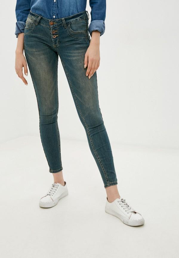 женские джинсы fresh made, синие