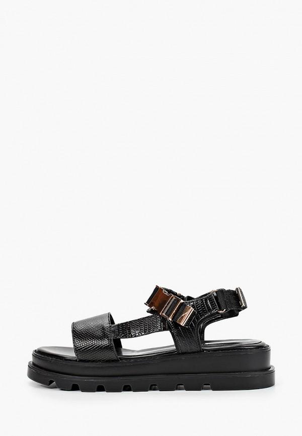 женские сандалии francesca peretti, черные
