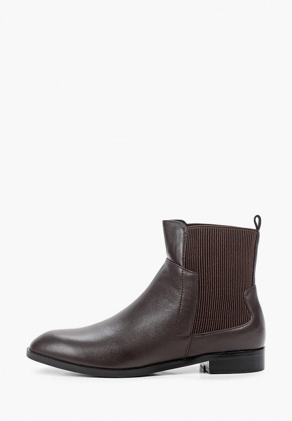 женские ботинки francesca peretti, коричневые