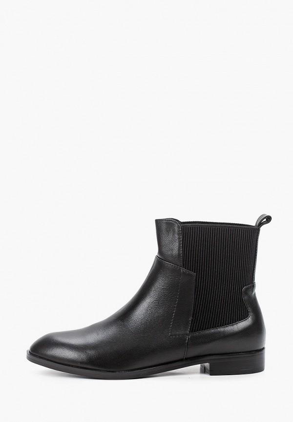 женские ботинки francesca peretti, черные