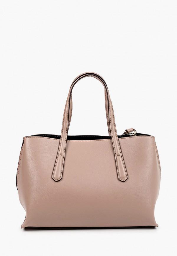 женская сумка francesca peretti, розовая