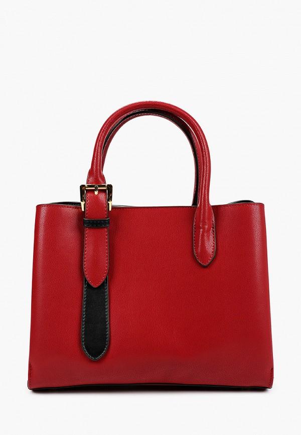 женская сумка francesca peretti, красная