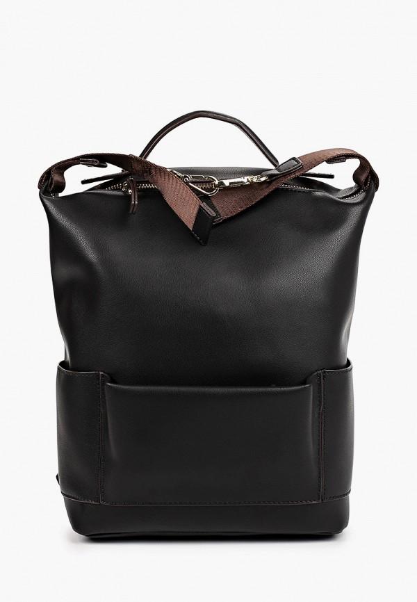 женский рюкзак francesca peretti, коричневый