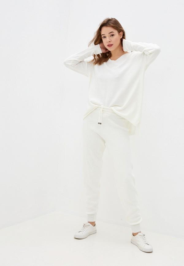 женский костюм francesca peretti, белый