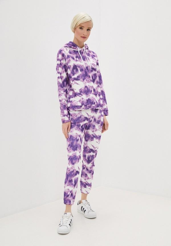женский спортивный костюм francesca peretti, фиолетовый