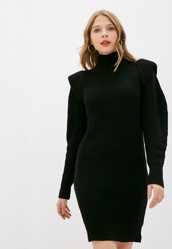 женское платье francesca peretti, черное