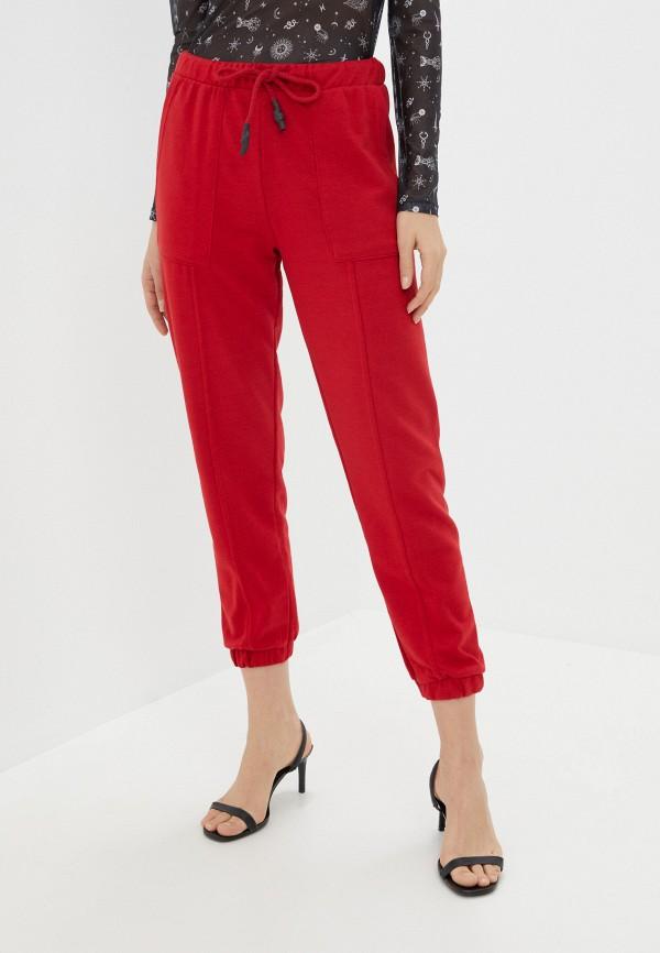 женские спортивные брюки francesca peretti, красные