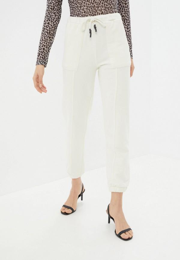 женские спортивные брюки francesca peretti, белые