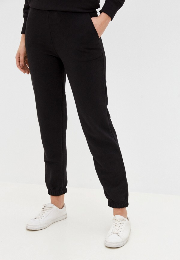 женские спортивные брюки francesca peretti, черные