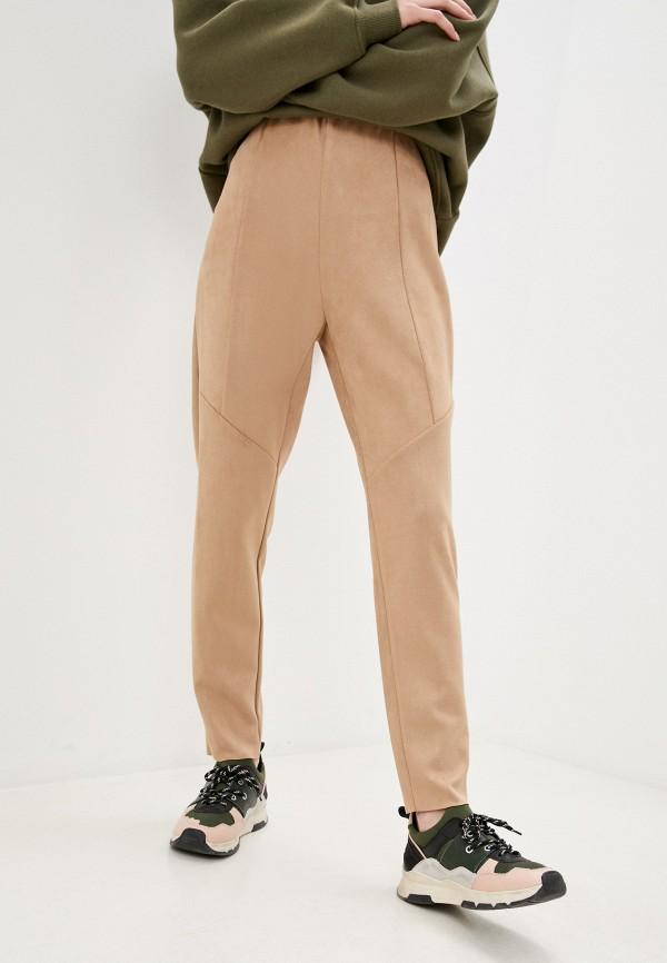 женские брюки francesca peretti, бежевые
