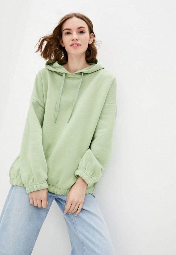 женские худи francesca peretti, зеленые