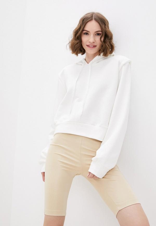 женские худи francesca peretti, белые