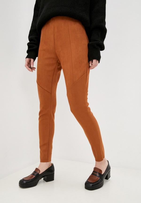 женские брюки francesca peretti, коричневые