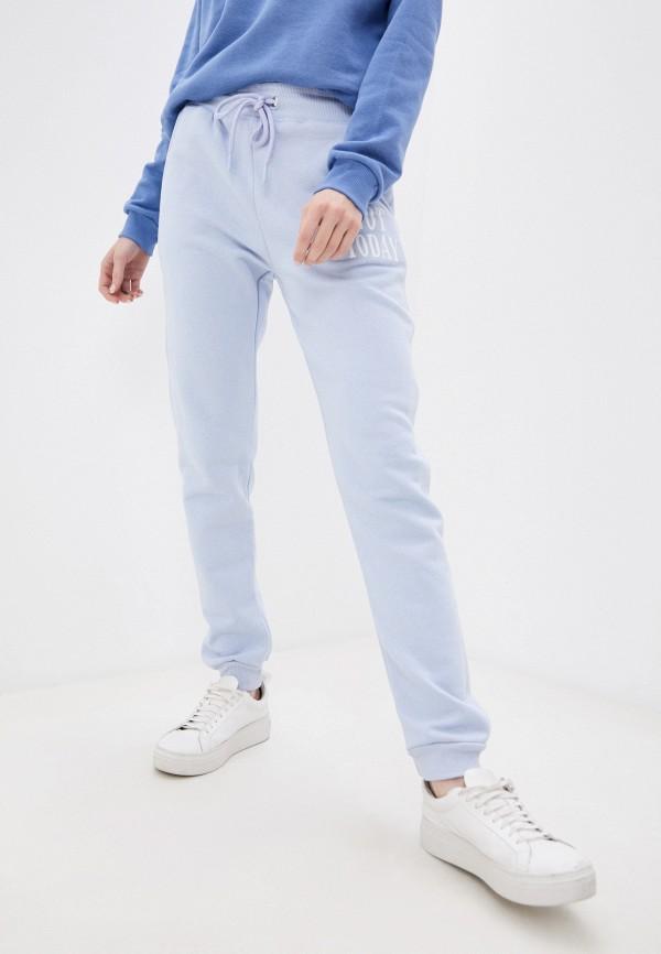 женские спортивные брюки francesca peretti, голубые