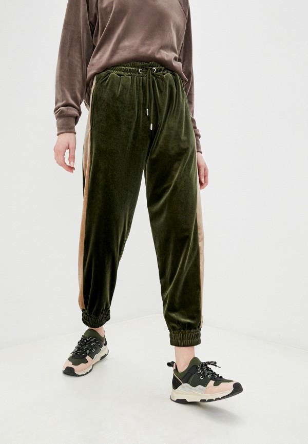 женские брюки francesca peretti, хаки