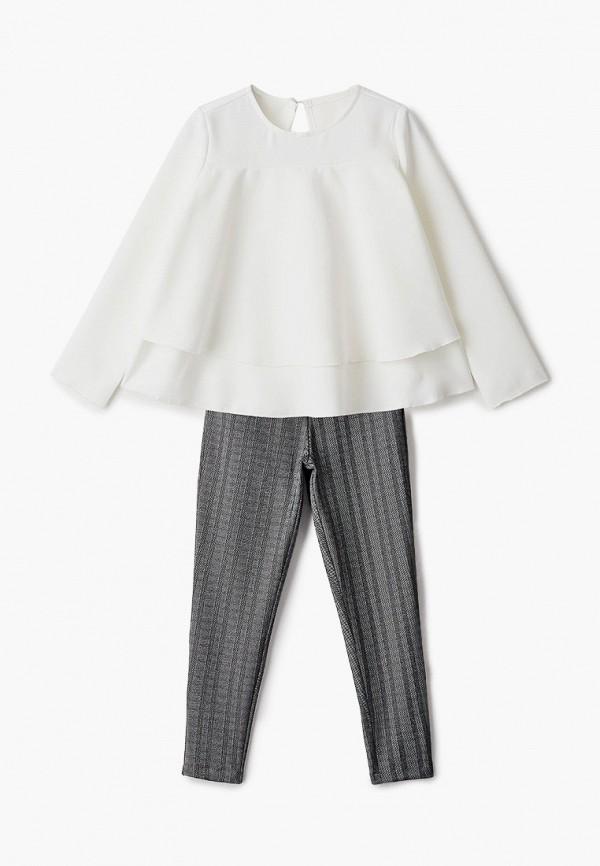 костюм fridaymonday для девочки, разноцветный