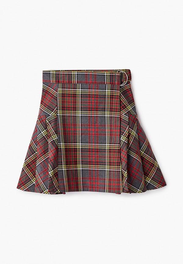 юбка fridaymonday для девочки, разноцветная
