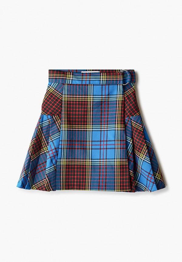 юбка fridaymonday для девочки, синяя