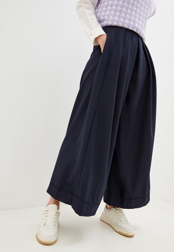 женские повседневные брюки fridaymonday, синие